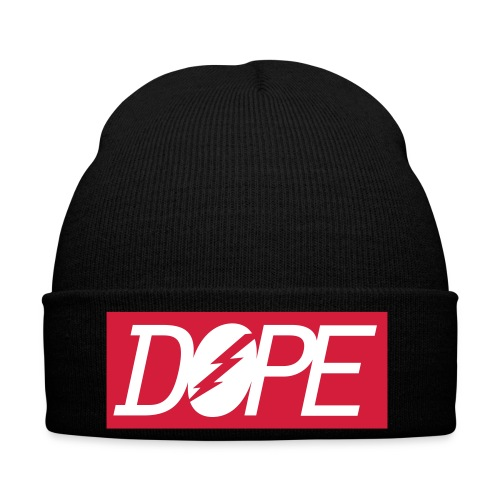 Bonnet d'hiver - dope,weed
