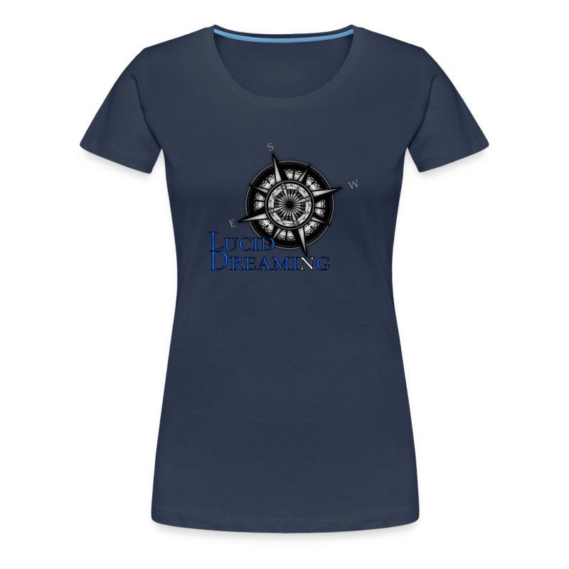 Kompass - Frauen Premium T-Shirt