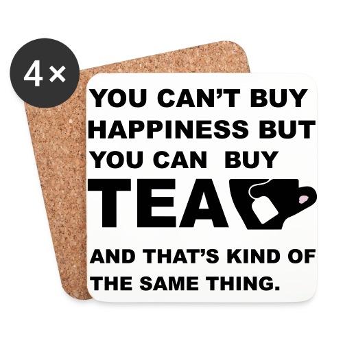 Customised Tea Coaster - Coasters (set of 4)