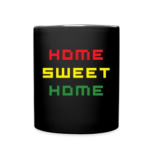 Mug Rasta Home Sweet Home - Full Colour Mug