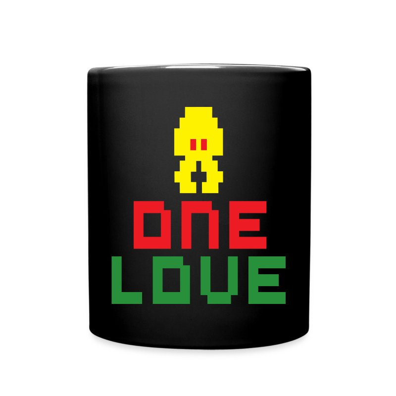 Mug Jahtari One Love - Full Colour Mug