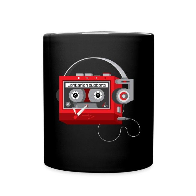 Mug Red Walkman