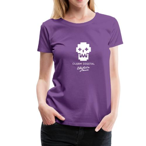 Frauen T-Shirt Skull-1 - Frauen Premium T-Shirt