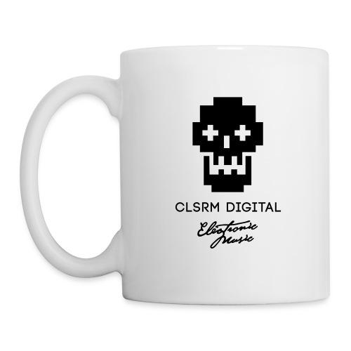 Tasse CLSRM Digital Skull 1 - Tasse