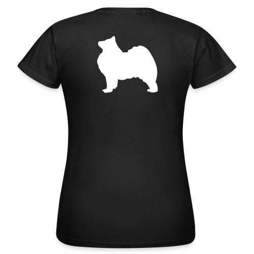 Samoyed white Women's T-Shirt - Women's T-Shirt