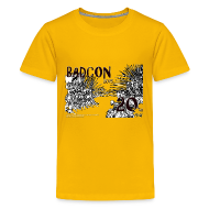 Shirts ~ Teenage Premium T-Shirt ~ BADcon 2015 20th year - teenage
