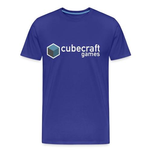 Blue T-Shirt - CCG - Men's Premium T-Shirt