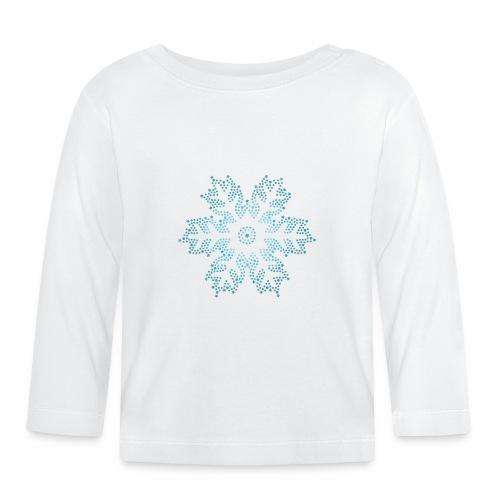 Schneestern, Weihnachten - Baby Langarmshirt