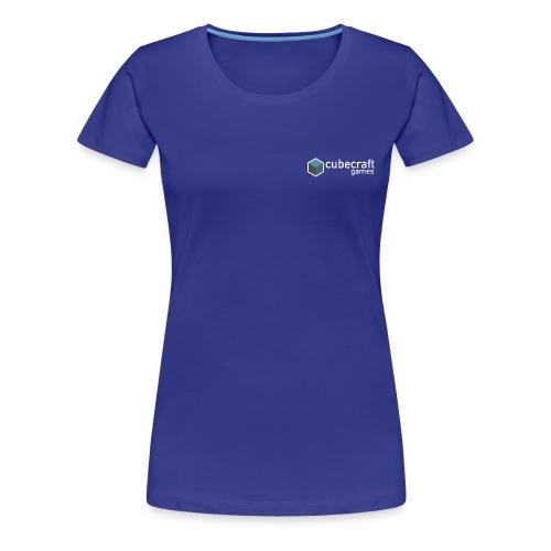 Blue T-Shirt - Girls - CCG - Women's Premium T-Shirt