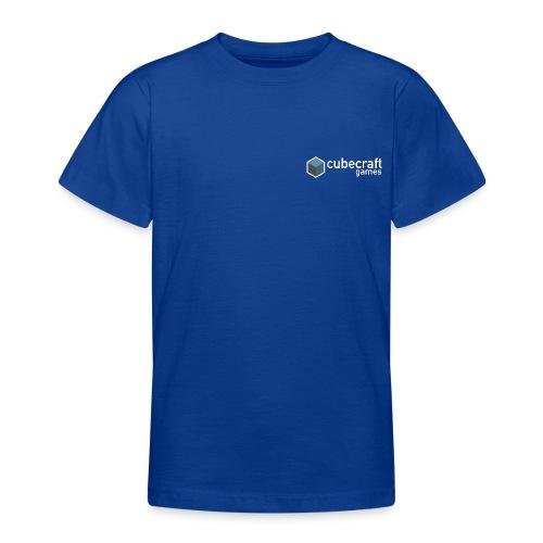 Blue T-Shirt - Kids - CCG - Teenage T-shirt