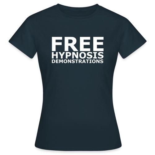 W Free Hypnosis Tee - Women's T-Shirt