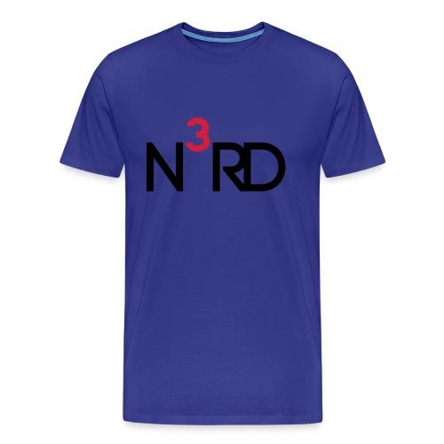 Nerd T - Men's Premium T-Shirt