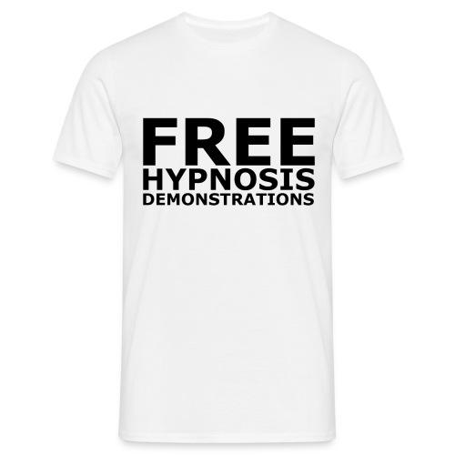 Free Hypnosis Tee - Men's T-Shirt