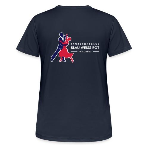 Frauen T-Shirt atmungsaktiv - Frauen T-Shirt atmungsaktiv