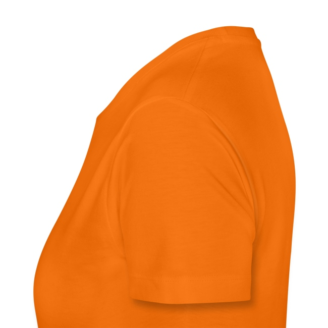 Orange Women's Tee
