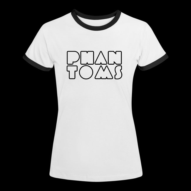 Phantoms New Logo Ladies Tee