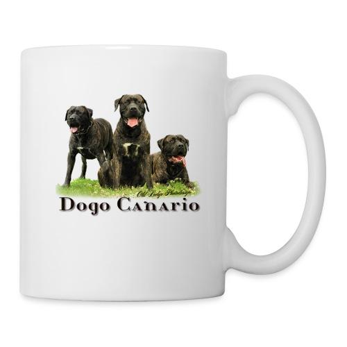 Rasse-Motiv Dogo Canario - Tasse