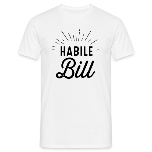 T-SHIRT HABILE BILL - T-shirt Homme