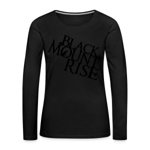 BMR Girl's long sleeve  - Frauen Premium Langarmshirt