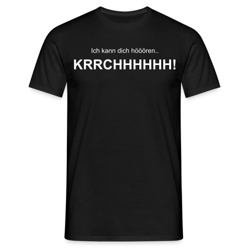 Eurythmix Krrch Shirt 3 - Men's T-Shirt