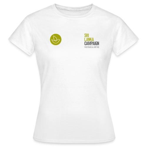 Standard Campaign Tee - Chest Logo (Women's) - Women's T-Shirt