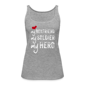 My hero - Frauen Premium Tank Top