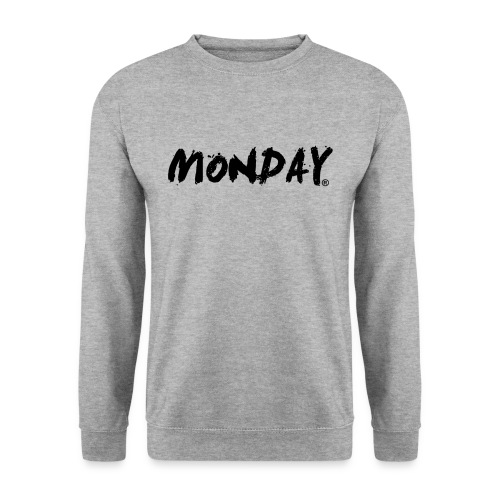 Monday - Pullover | Painted MONDAY - Männer Pullover