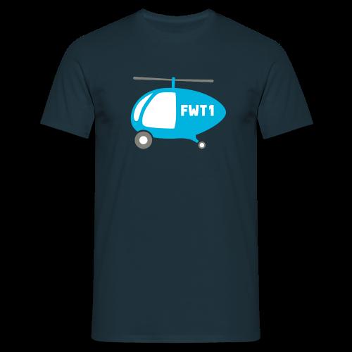 Fliewatüüt - Männer T-Shirt
