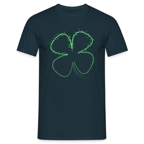 T-Shirt trèfle à 4 feuilles - T-shirt Homme