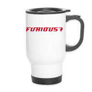 Mugs & Drinkware ~ Travel Mug ~ mugg FAST & FURIOUS