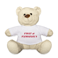 Teddy Bear Toys ~ Teddy Bear ~ nounours et son T-shirt FAST & FURIOUS 7