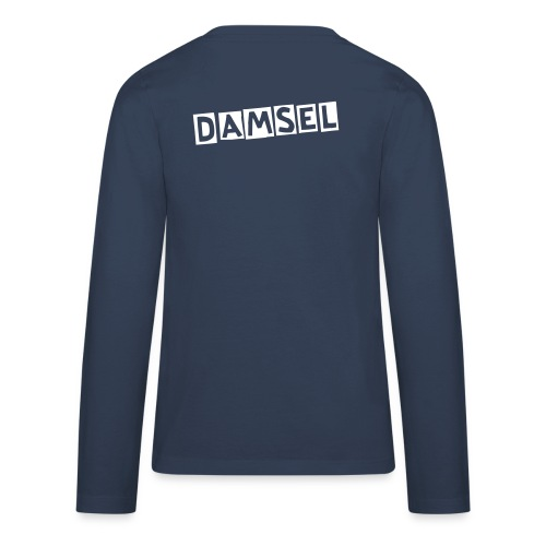 Young Adults Damsel Longsleeve - Teenagers' Premium Longsleeve Shirt