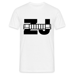 Jeep ZJ grill - Men's T-Shirt