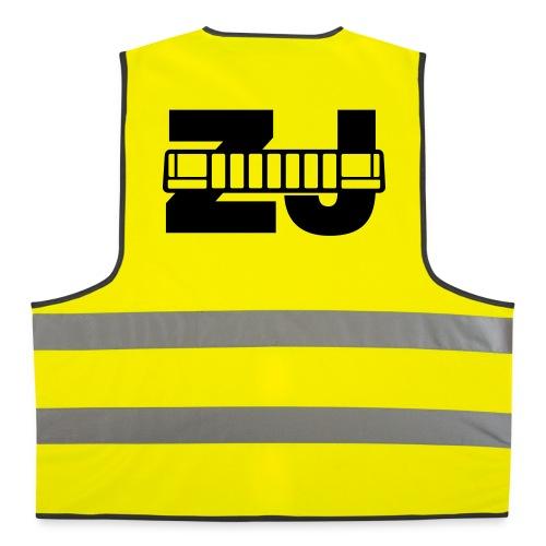 Jeep ZJ grill - Refleksvest