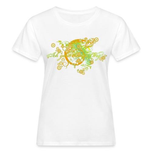Straight Away - Frauen Bio-T-Shirt