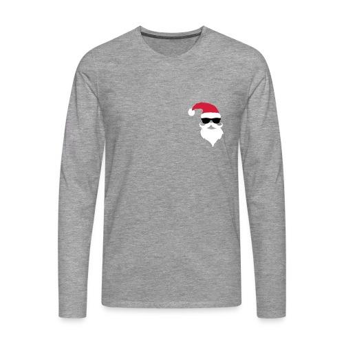 Secret Santa - Männer Premium Langarmshirt