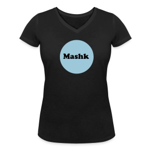 Mashk for Ladies - T-shirt bio col en V Stanley & Stella Femme