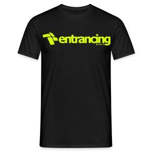 Shirt neon logo - Männer T-Shirt