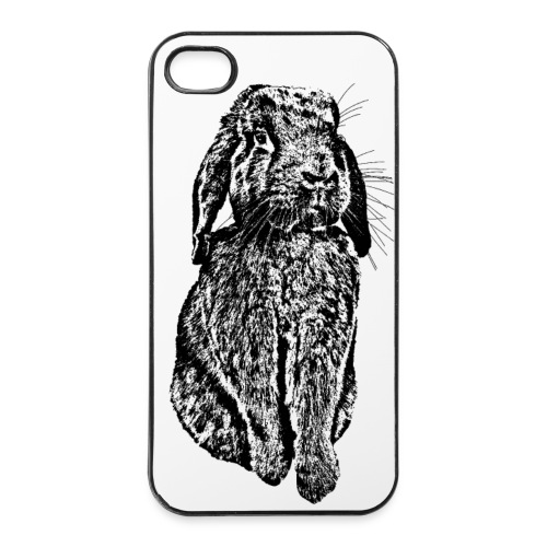 Mr. Hunter - iPhone 4/4s Hard Case