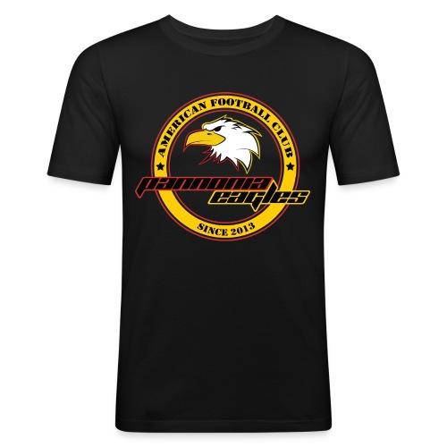 Herren T-Shirt Slim Fit - Männer Slim Fit T-Shirt