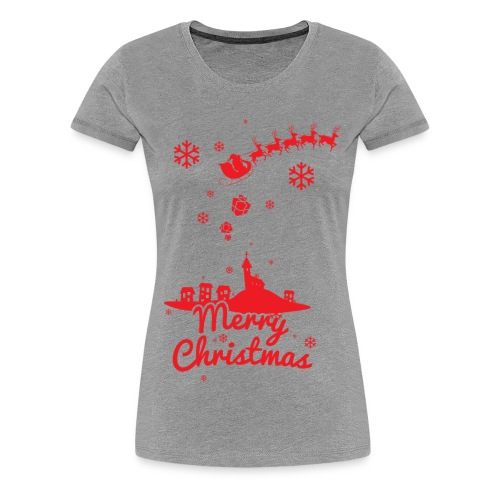 Christmas 14 - Frauen Premium T-Shirt