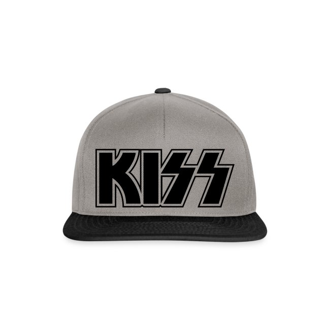KISS snap back