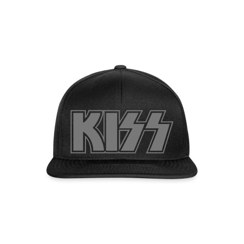 KISS snap back - Snapback Cap