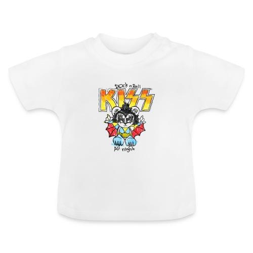 Little Demon (0-12Months) - Baby T-Shirt