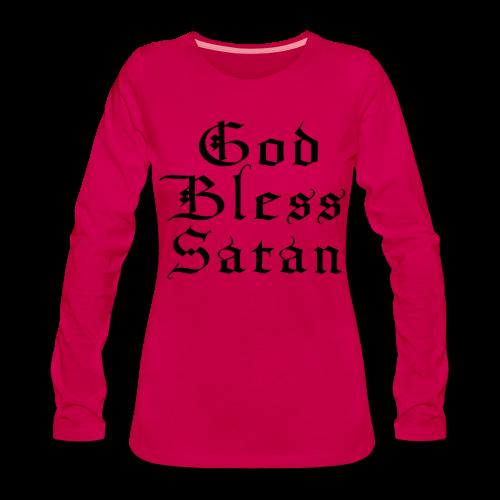 Godbless - Women's Premium Longsleeve Shirt
