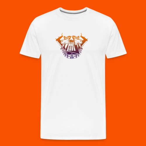 bmg with some calars - Männer Premium T-Shirt