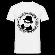 T-Shirts ~ Männer T-Shirt ~ FRIEDEL - Meister des profunden Halbwissens