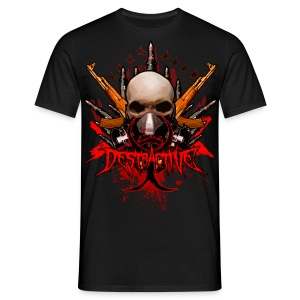 Destractive - Men's T-Shirt