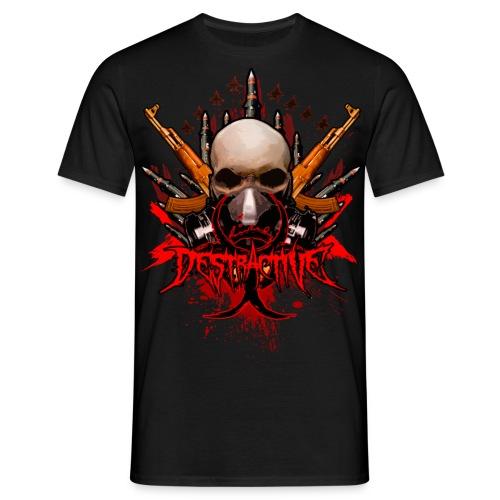 Destractive - Men's T-Shirt