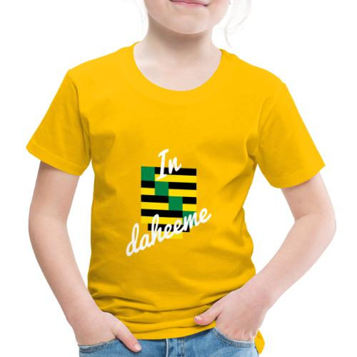 In Sachsen... - Kinder Premium T-Shirt